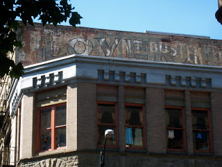 Yesler Building (Ghost Signs Seattle)