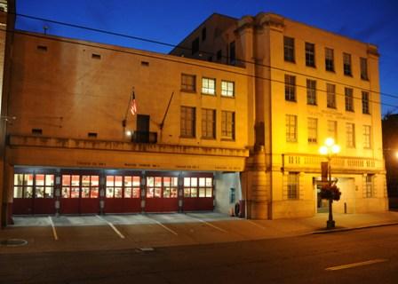 Last Resort Fire Department Museum