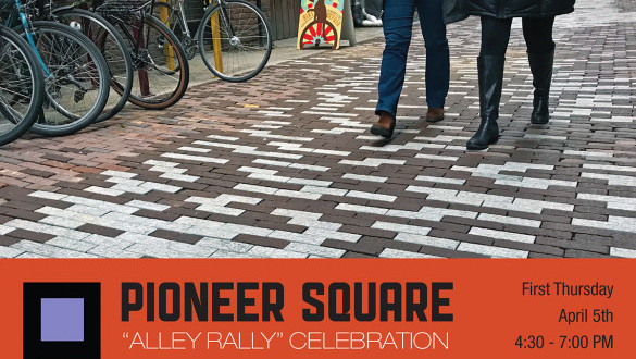 Pioneer Square *Alley Rally* Celebration