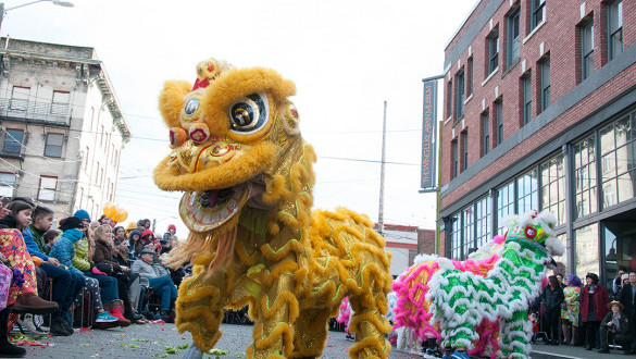Lunar New Year Celebration & Fair