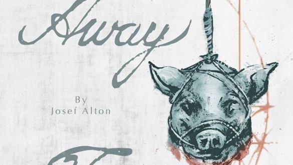 Book Signing: Throw Away Faces with Josef Olson