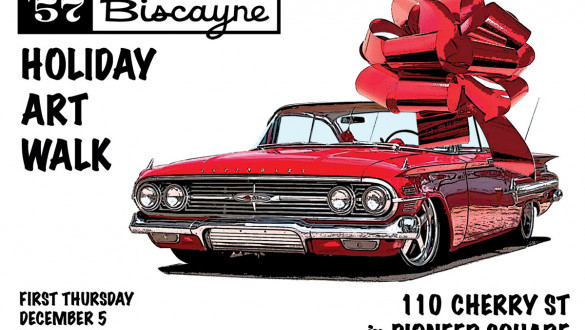 '57 Biscayne Holiday Extravaganza