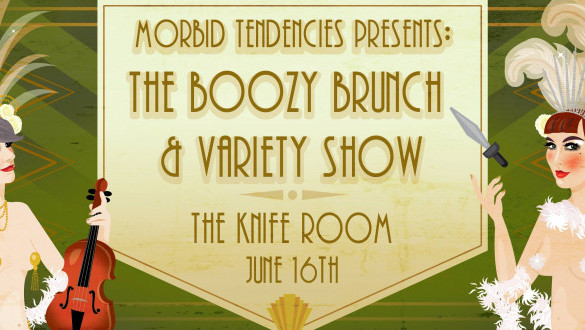 The Boozy Brunch and Variety Show