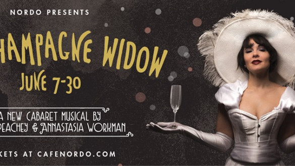 The Champagne Widow