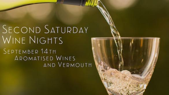 2nd Saturday Wine Nights: Vermouth and Aromatised Wines