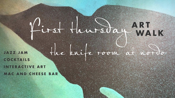 First Thursday Art Walk at The Knife Room