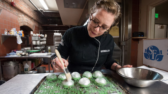 Cooking Class with Executive Chef Erin Brindley