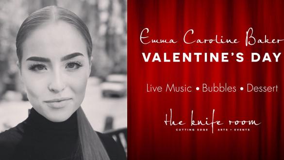 Valentine's Day with Emma Caroline Baker