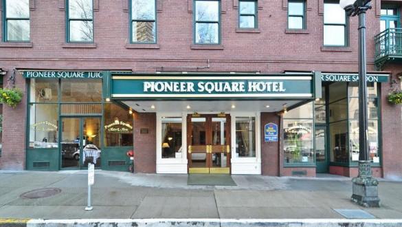 Pioneer Square Hotel