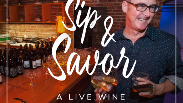 SIP + SAVOR VIRTUAL WINE SALON