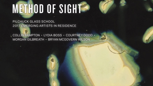 Method Of Sight: Opening and Artist Talk
