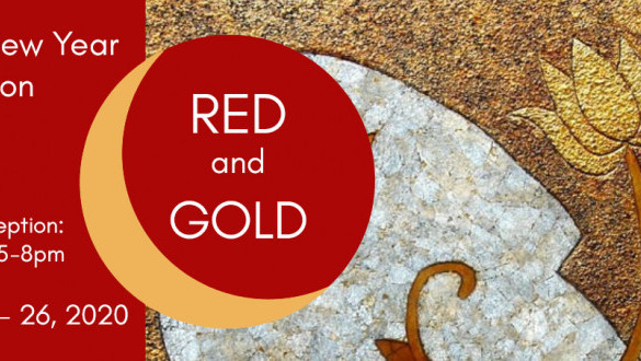 Red and Gold: A Lunar New Year Celebration