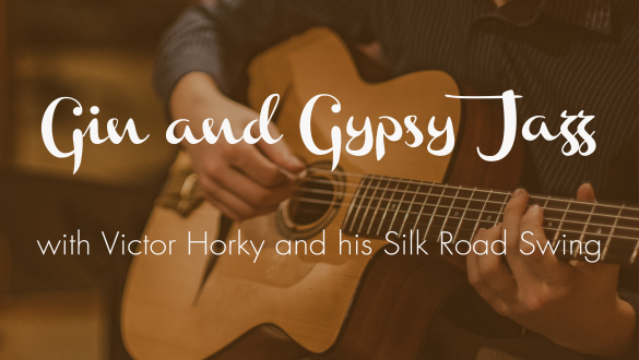 Gin and Gypsy Jazz