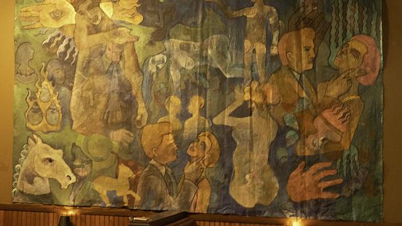 Jonathan Clarren - The Collins Pub - ArtWalk Pioneer Square