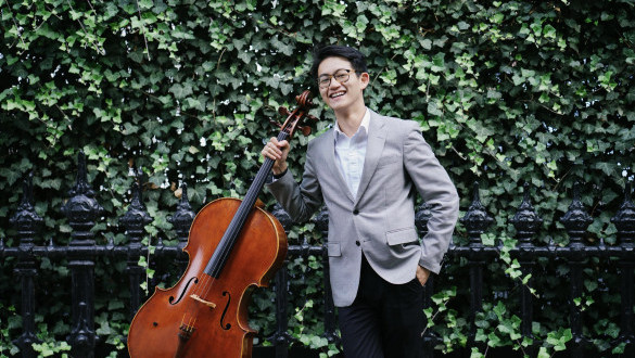 SMCO Welcome Back Bash With Cellist Nathan Chan
