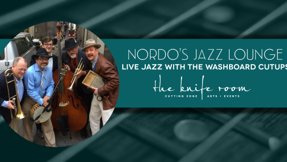 Nordo's Jazz Lounge with Washboard Cutups