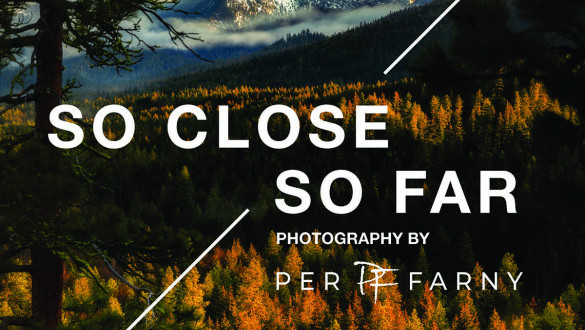 First Thursday: So Close. So Far. by Per Farny
