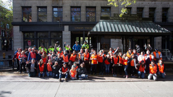 12th Annual Pioneer Square Spring Clean