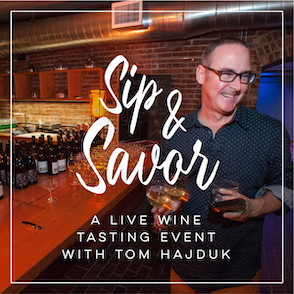 Sip & Savor: A Virtual Wine Salon