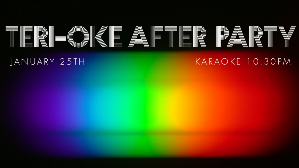 Teri-Oke After Party