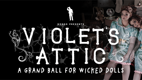 Violet's Attic - A Grand Ball for Wicked Dolls