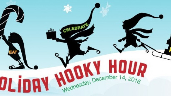 Holiday Hooky Hour
