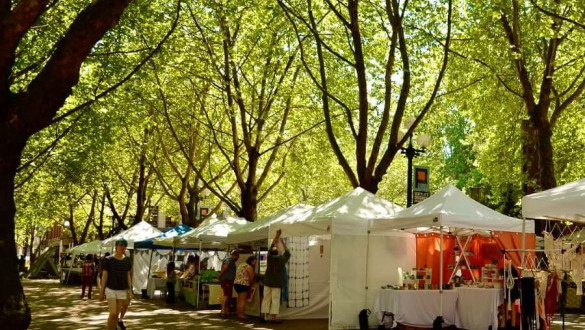 First Thursdays in Occidental Park