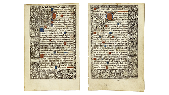 Leaves from a Book of Hours