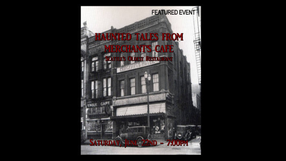 Haunted Tales from Merchant's Cafe