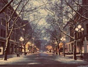 Pioneer Square Holidays 2018