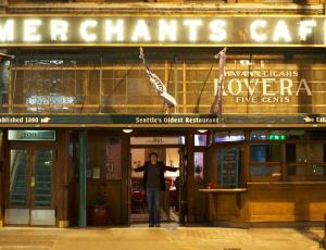 Merchants Café & Saloon