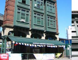 Seattle's Historic Triangle Pub