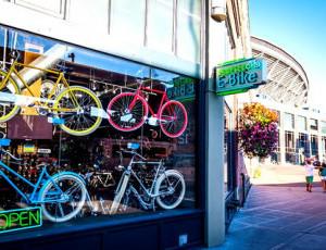 Seattle E-Bike
