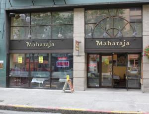 Maharaja: Cuisine of India