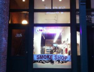 Pioneer Smoke Shop