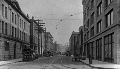 Stories from the Square: Pioneer Square , Then and Now