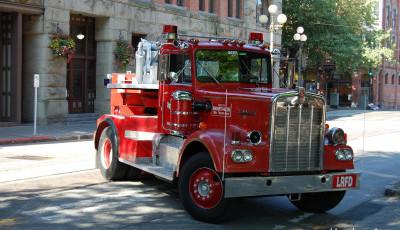 Last Resort Fire Department