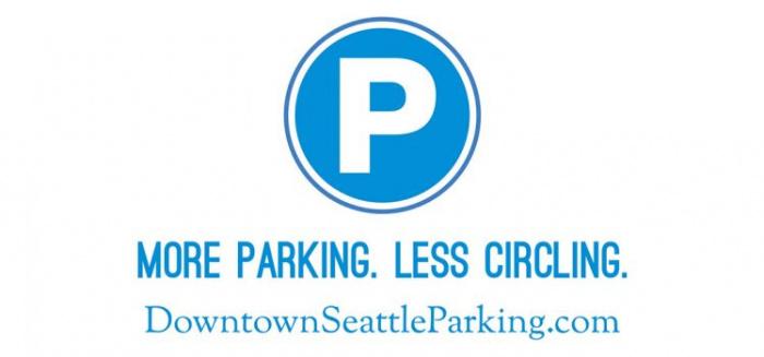 Downtown Seattle Parking logo