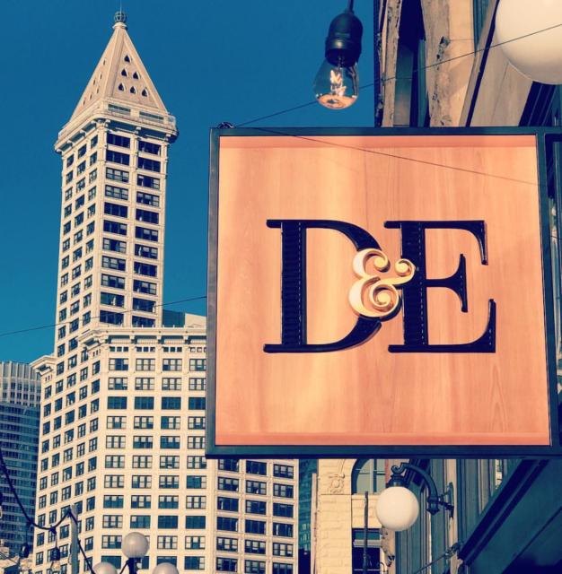 D&E <br>Pioneer Square