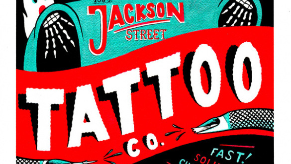 Jackson Street Tattoo Company