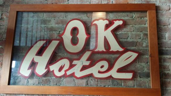 OK Hotel Art Gallery