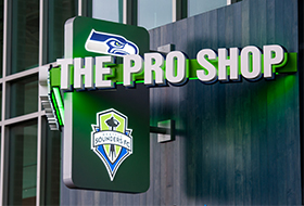 The Pro Shop at CenturyLink Field