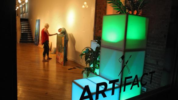 Artifact Gallery