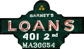 Barney's Jewelry & Loans