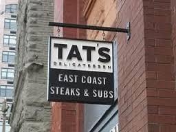 Tat's <br> East Coast Delicatessen